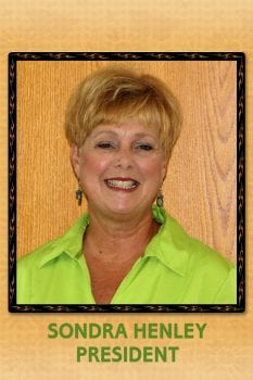 President Sondra Henley