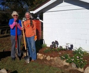 demo garden volunteers