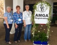 Chilton County Master Gardeners enjoying AMGA conference in Dothan