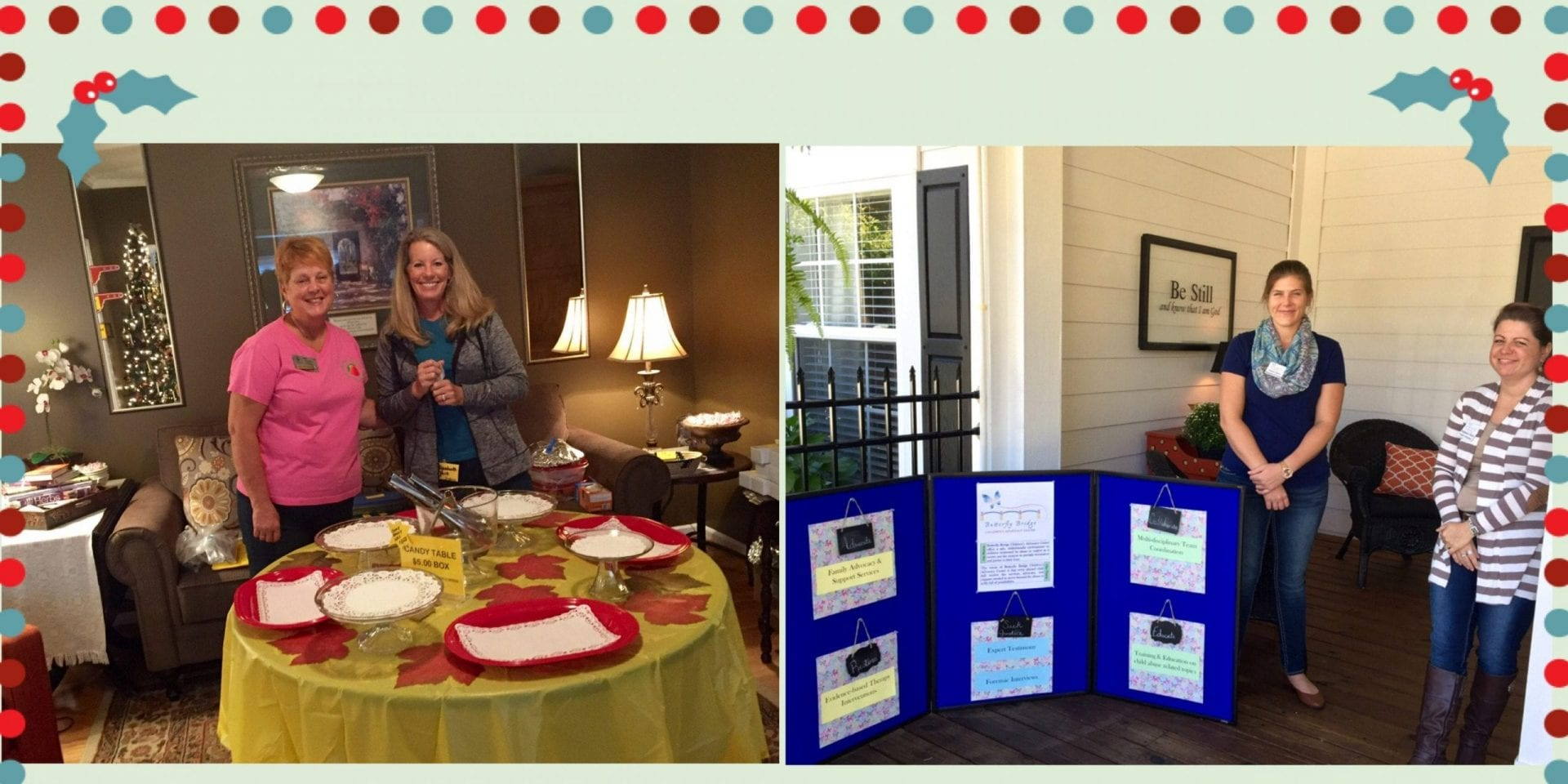 Home for the Holidays Fundraiser