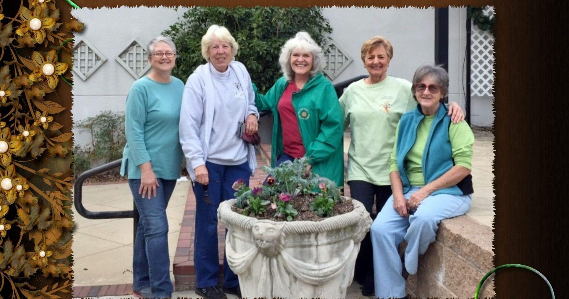 Planting Downtown Clanton