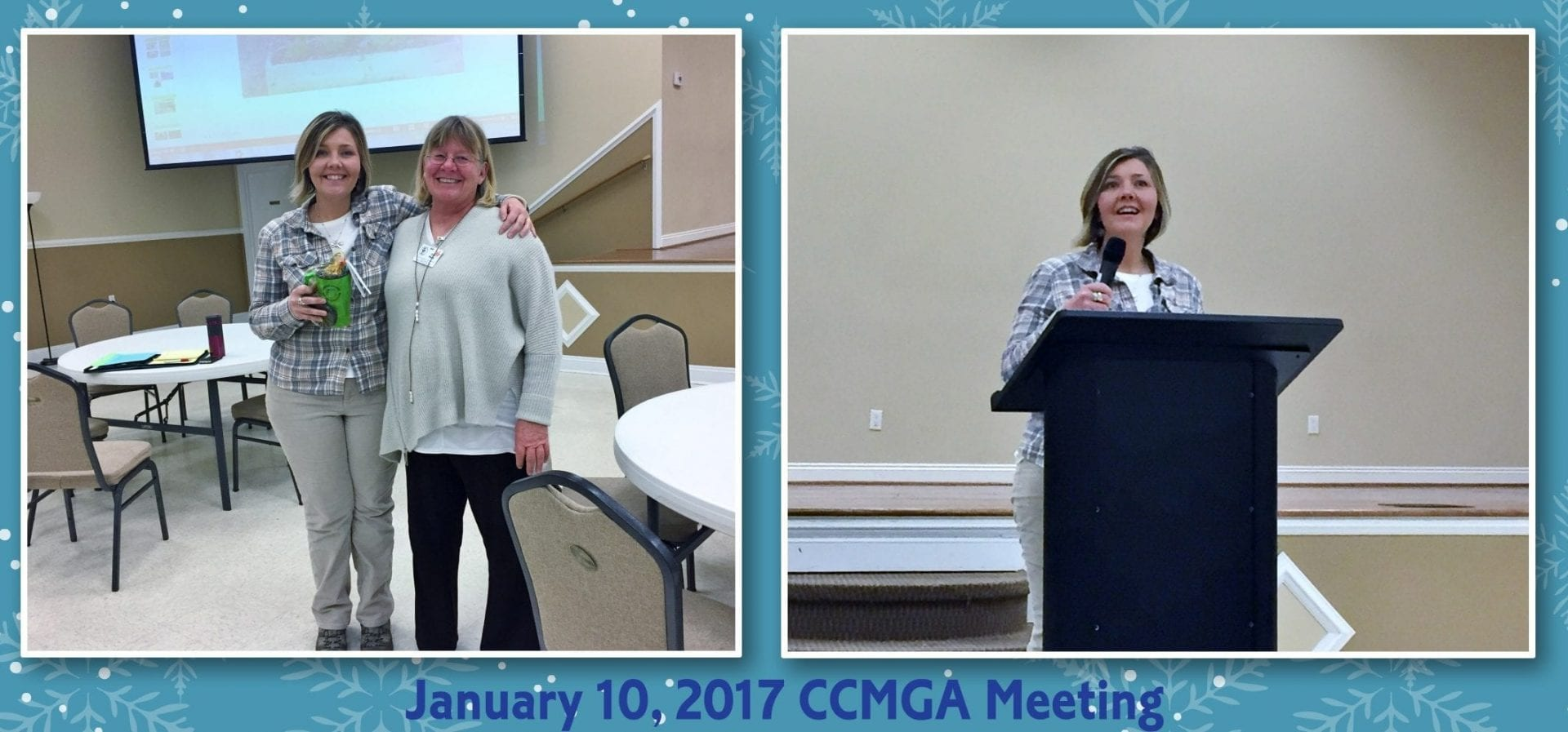 January Meeting