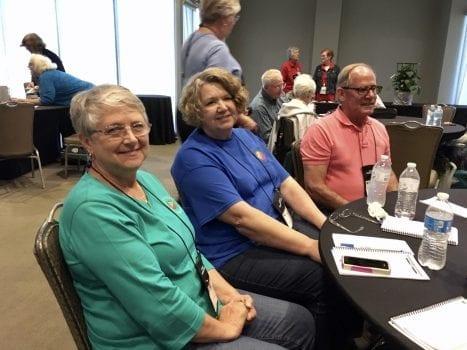 CCMGA members at 2017 Conference