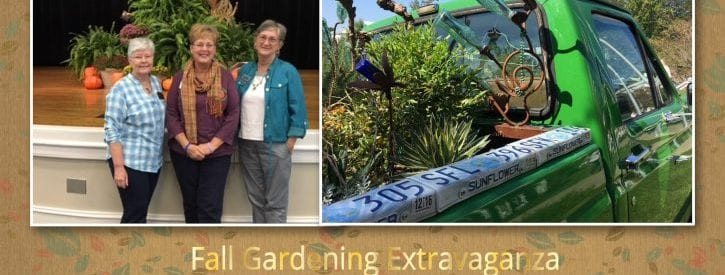 Fall Gardening Extravaganza