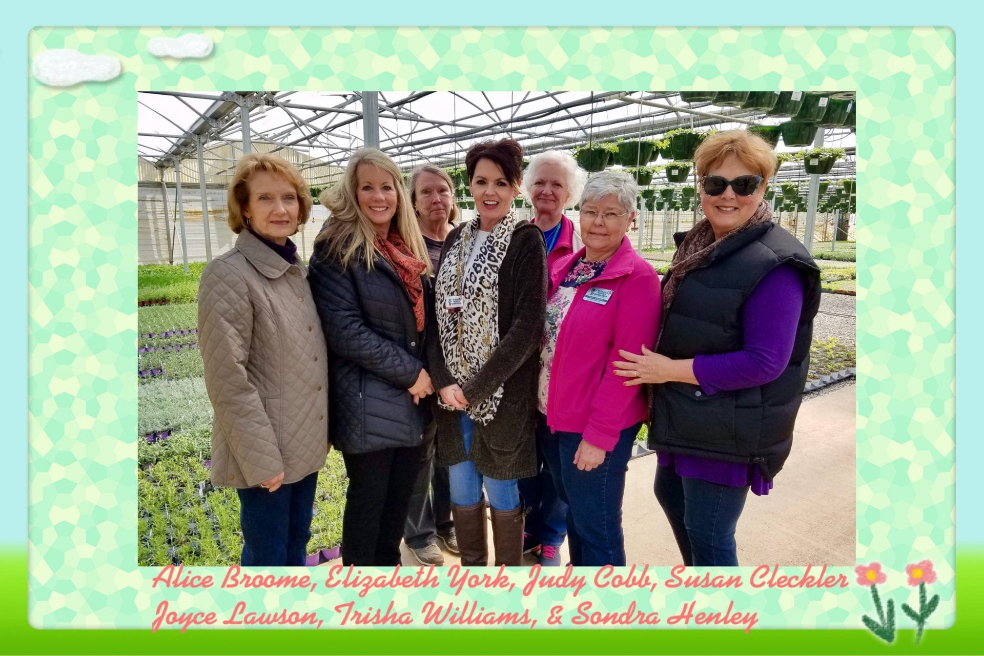 Touring Wright's Nursery