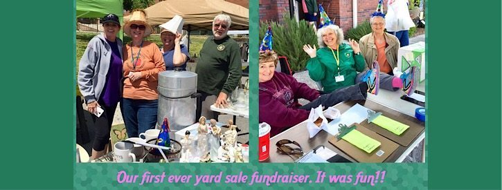 2018 Yard, Plant, and Craft Sale