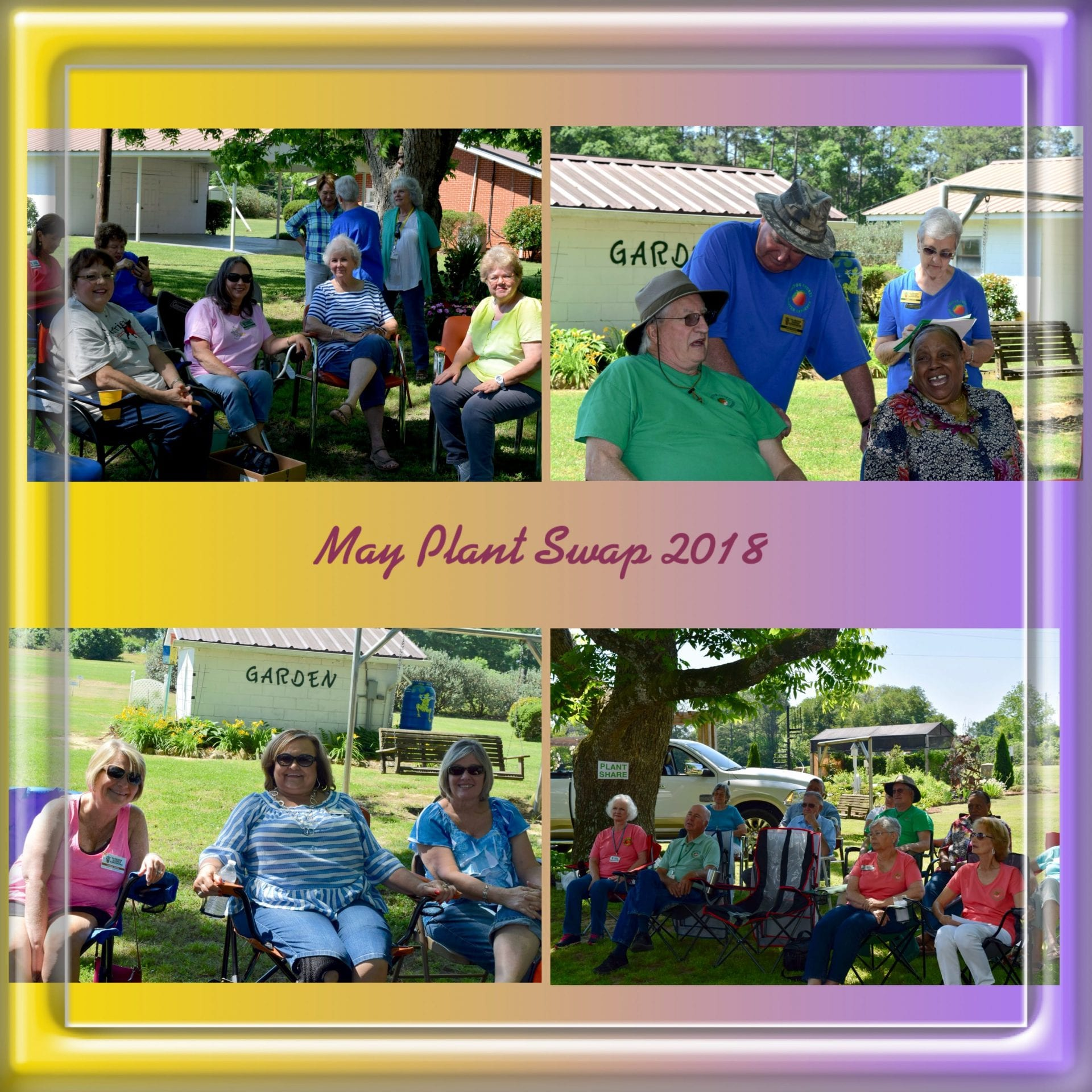 May Plant Swap