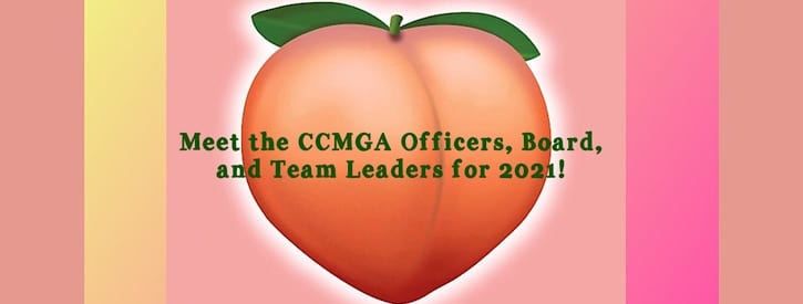 """About CCMGA"""