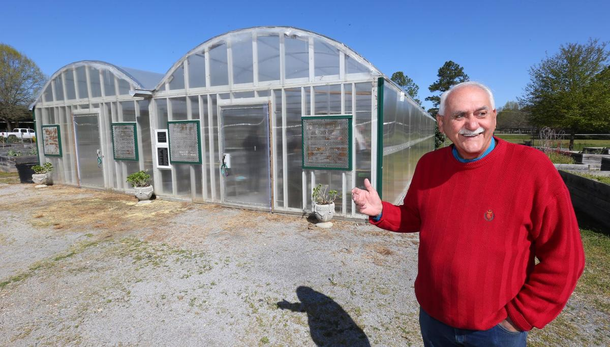 Sherron Pritchett Memorial Greenhouse