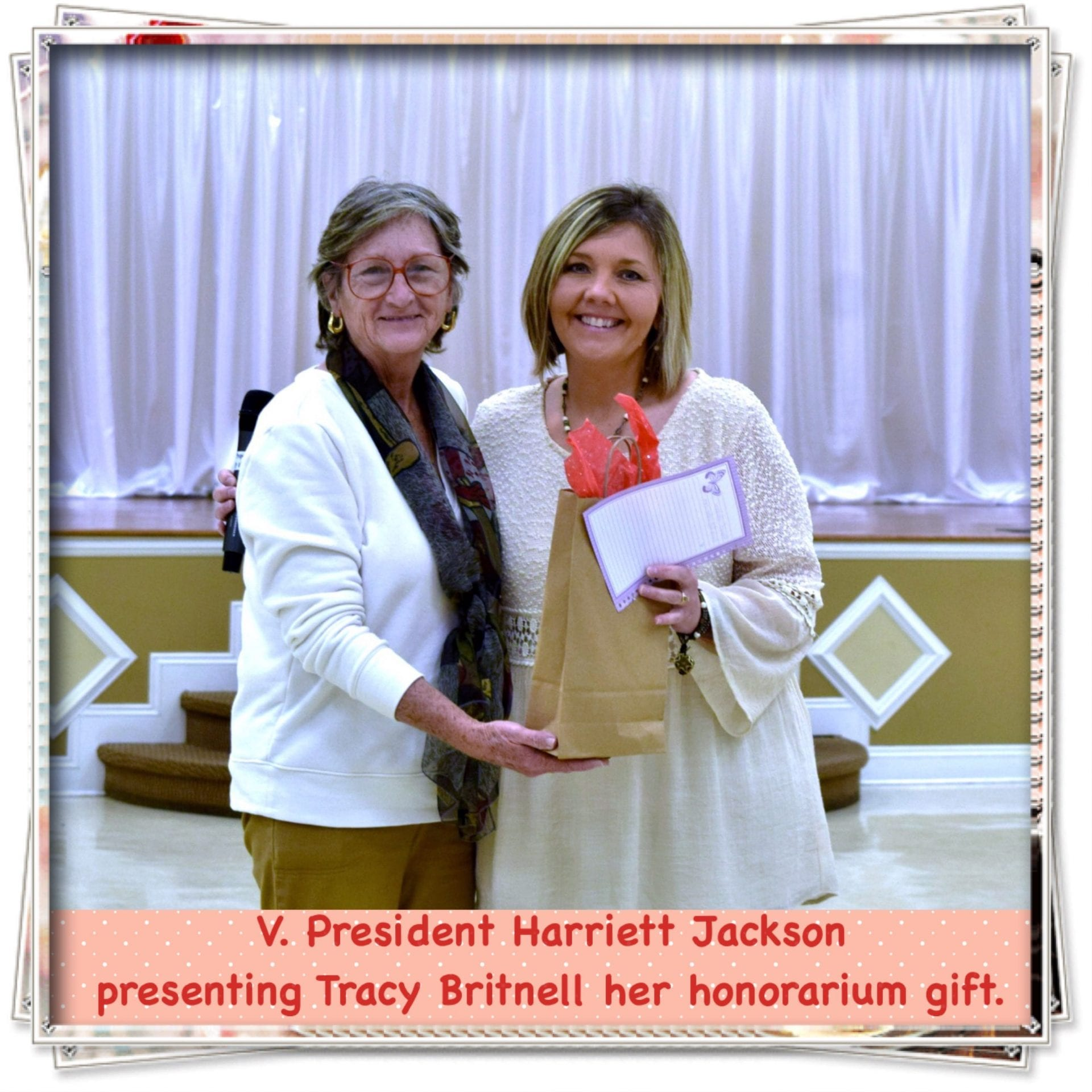 Speaker Tracy Britnell