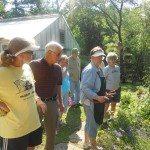 jeanie gray giving a garden pep talk