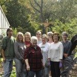 master gardeners gathering for picture